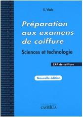 Preparazione per il diploma da parrucchiere (libro in francese)